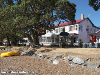 Duke of Marlborough: First Hotel in New Zealand