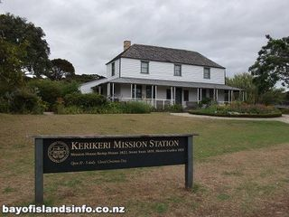 Kerikeri Mission Station