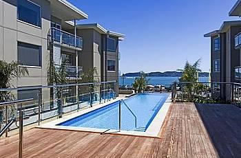 Edgewater Palms Apartments Paihia