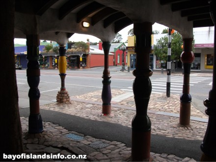 Kawakawa, Bay Of Islands, Northland, New Zealand
